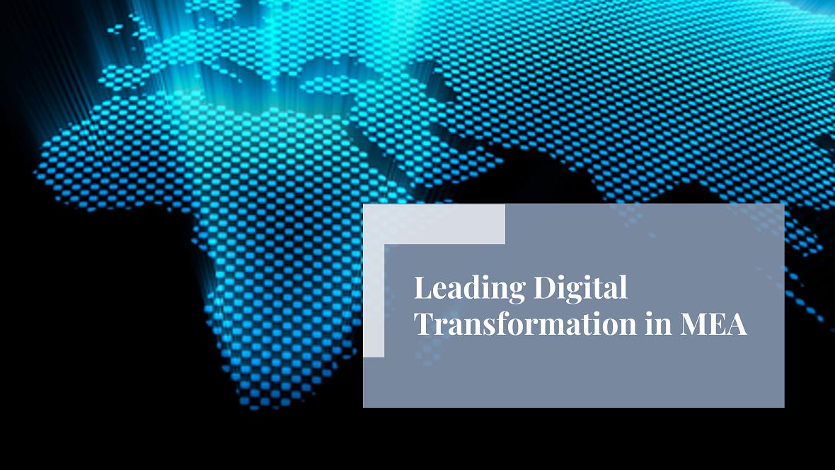 Digital Transformation MEA