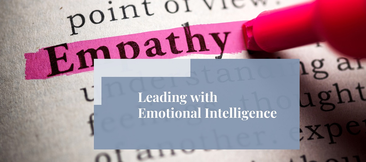 Leading with emotional intelligence - Loftus Bradford