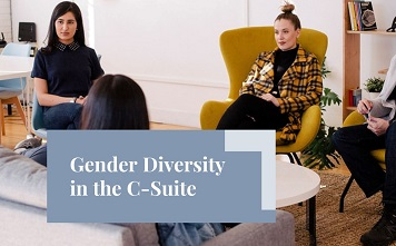 Gender Diversity in the C-Suite