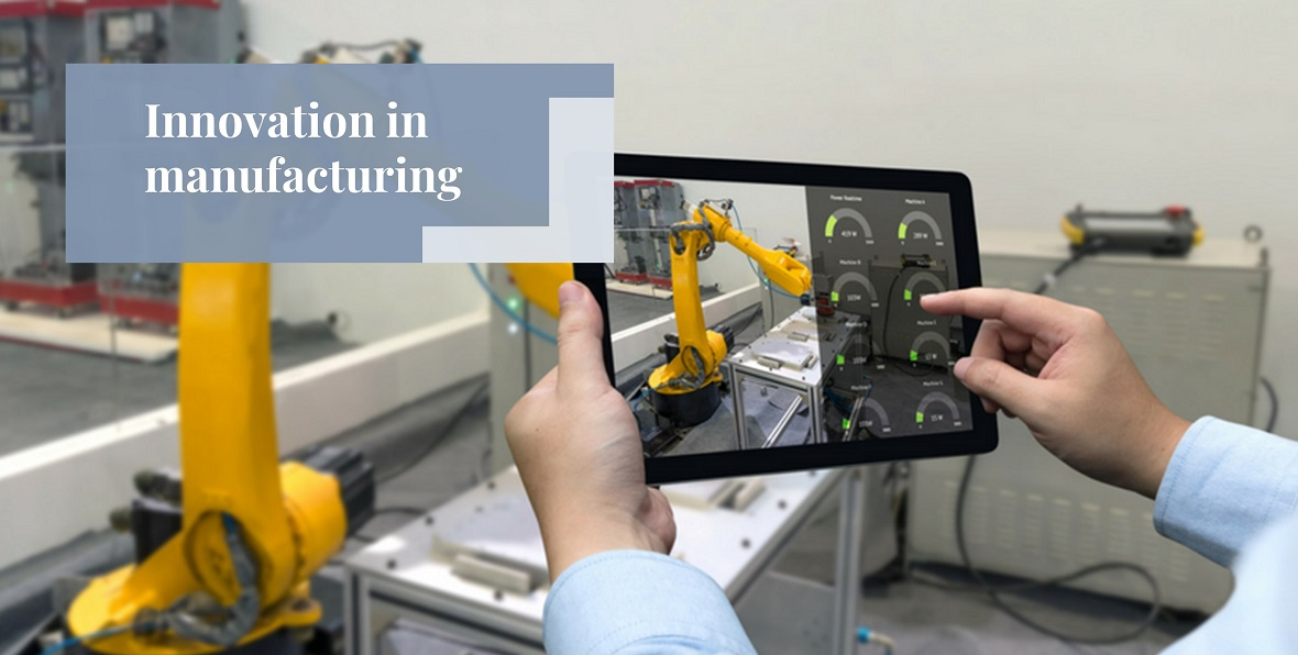 Manufacturing Innovation - Loftus Bradford