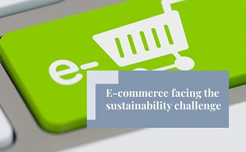 E-Commerce facing the sustainability challenge